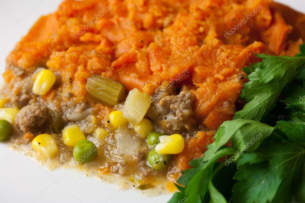 Sweet Potato Shepherds Pie Stock Photo 169 Psnoonan 5560463