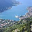 Bay of Kotor, Montenegro — Stockfoto