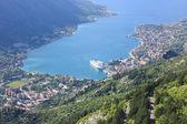 Bay of Kotor, Montenegro — Stock Photo