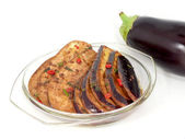 Aubergine (eggplant) — Stock Photo