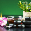 Spa accessories  for massage and beauty — Stock Photo