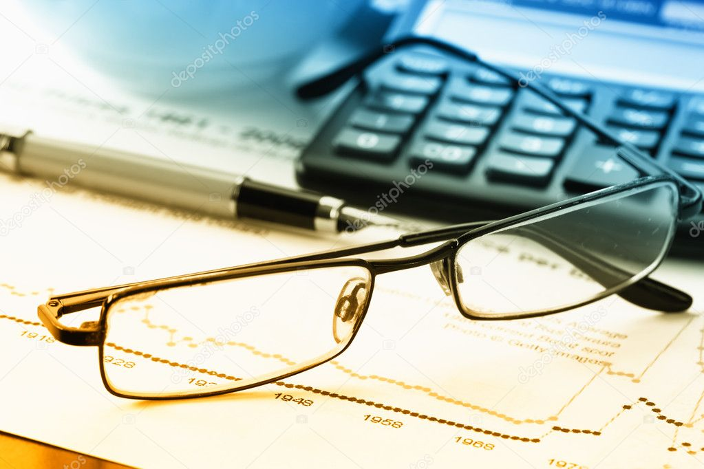 Accounting.  — Stock Photo #5635286