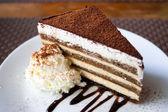 Teramitsu cake — Stock Photo