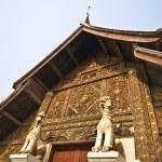 Wat Phra Kaeo Don Tao — Stock Photo #5455190