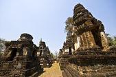 Wat Chedi Chet Thaeo — Fotografia Stock