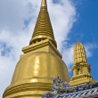 Royalty-Free Stock Photo: Golden chedi