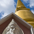Golden chedi — Stock Photo #5865467
