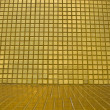 Royalty-Free Stock Photo: Golden tiles