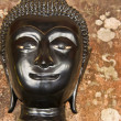 Black buddha — Foto Stock #5865561