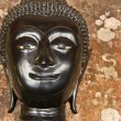 Black buddha — Stockfoto #5865561