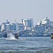 Bangkok and its river — Stock Photo #5865742