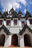 Wat Ratchanatdaram — Zdjęcie stockowe