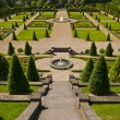 Garden of Kamp  Abbey — Stock Photo
