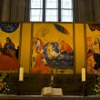 Old altar — Stock Photo #6071672