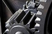 Rostige werkzeuge — Stockfoto