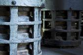Herramientas oxidados — Foto de Stock