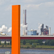 Rhine orange — Stock Photo #6199504
