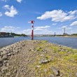 Mouth of the ruhr - Stockfoto
