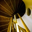 Old staircase - Stockfoto