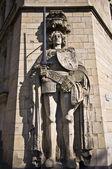 Roland statue — Stock Photo