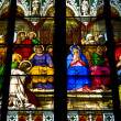 Stained glass windows — ストック写真