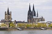 Cologne — Stock Photo