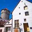 Old city of Tallinn — Foto Stock