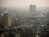 Berlin-view toTempodrom — Stock Photo