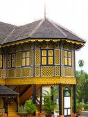 Tradycyjny dom — Zdjęcie stockowe
