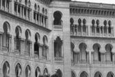 Vintage bina — Stok fotoğraf
