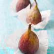 Stock Photo: Fresh figs