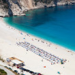 Myrtos beach, Kefalonia — Stock Photo #6277283