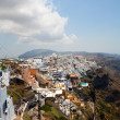 Thira, Santorini, Greece — Stock Photo