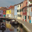 Royalty-Free Stock Photo: The island of Burano