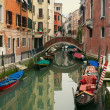 Canal in Venice — Stock Photo #5951826