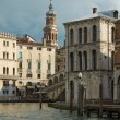 Venice. Rialto — Stock Photo