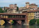 Bassano del Grappa. — Stock Photo