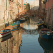 Stock Photo: Canal in Venice