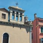 Venice. Belfry — Stock Photo