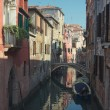 Canal in Venice — Stock Photo #6425419