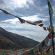 Stock Photo: Way to Tibet