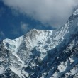 Majestic Himalayan range — Stock Photo