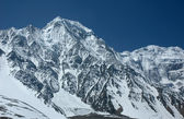 Majestic Himalayan range. — Stock Photo