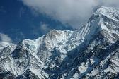 Majestátní himálajského pohoří — Stock fotografie