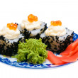 Sushi Japanese — Stock Photo #5826902