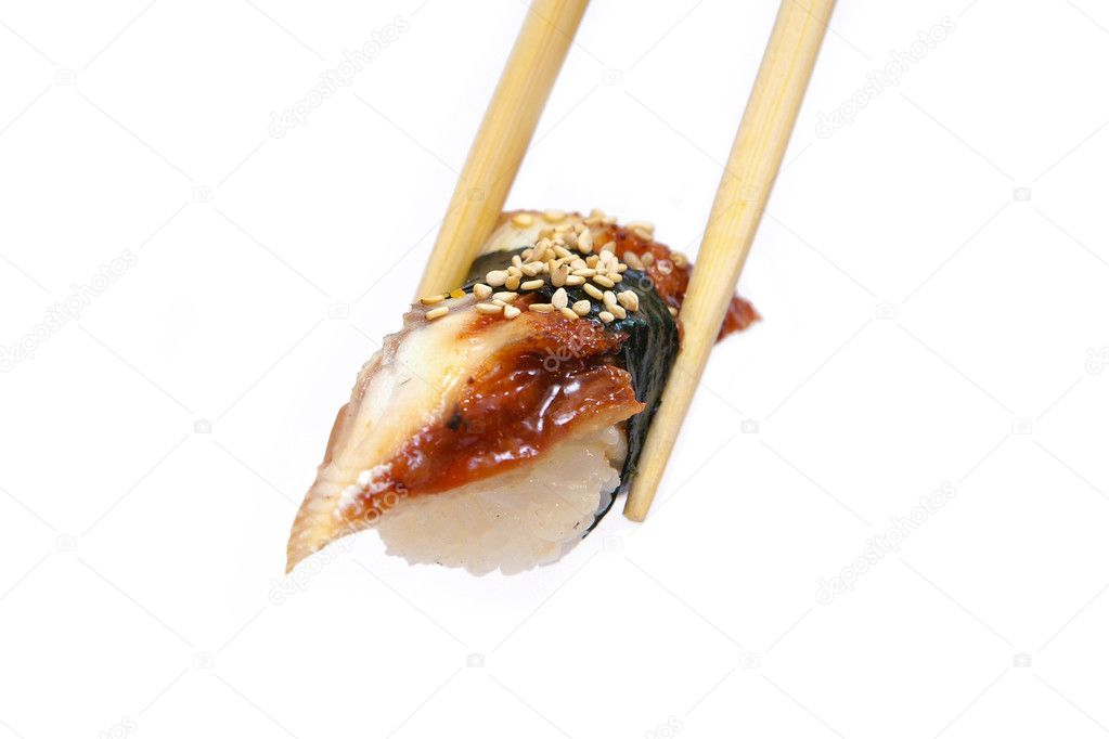 Sushi Japanese — Stock Photo #5827021