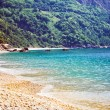Beach at Montenegro — Stock Photo