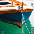 Wooden boat — Stock Photo #5599315