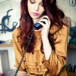 Phone call - Stock Photo