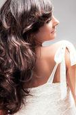 Wavy hair — Stock Photo